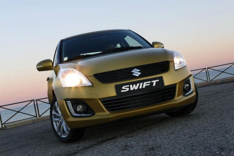 Suzuki: nuove versioni per Jimny e Swift