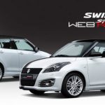 Suzuki Swift Sport Web Race