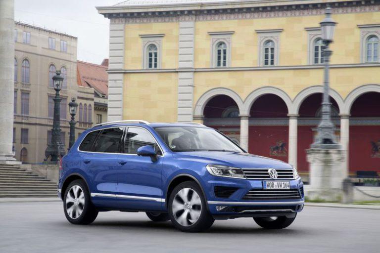 Nuova Volkswagen Touareg: le caratteristiche del restyling
