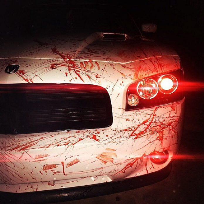 Halloween's car