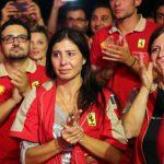 Il saluto di Montezemolo ai dipendenti Ferrari