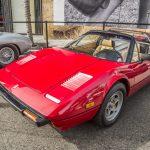 La Ferrari 308 GTSi utilizzata nella serie tv Magnum PI