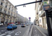 L'Area C a Milano