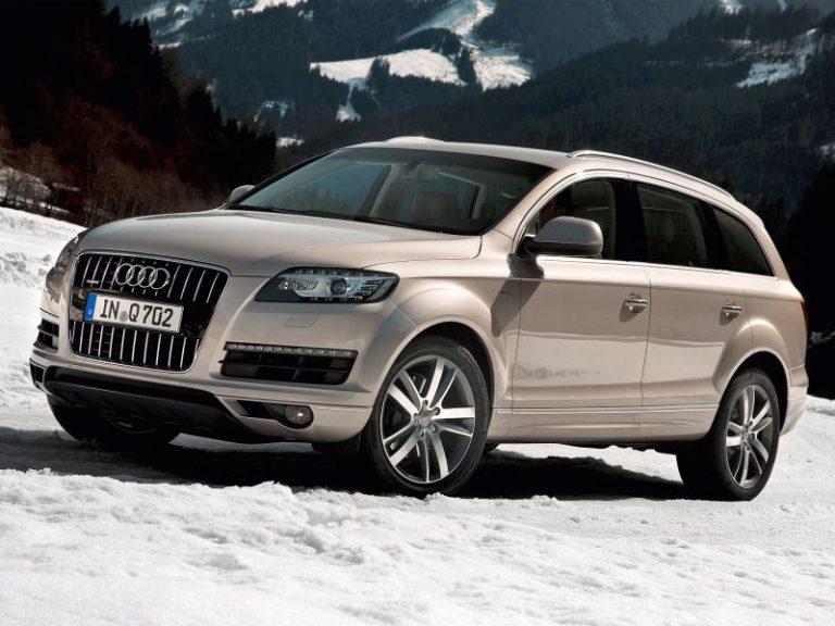 Audi: in arrivo la nuova Q7 con inedite varianti