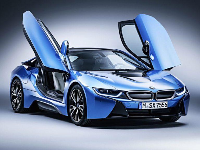 Nuova BMW i8: nel 2016 la versione più sportiva per il centenario