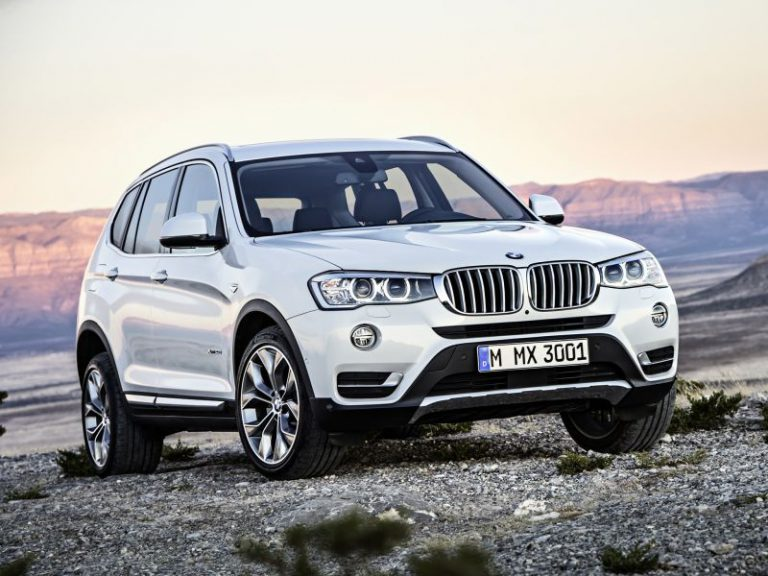 BMW X3 2015: prezzo, caratteristiche e scheda tecnica