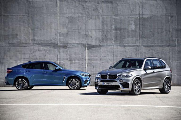 BMW: in arrivo le sportive M2 Coupé, X3 M e X4 M
