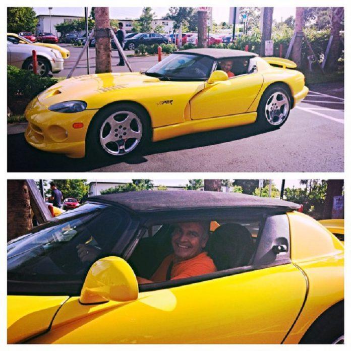 Auto cool a Miami