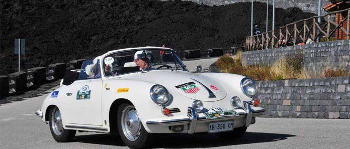Raid dell'Etna Porsche Tribute