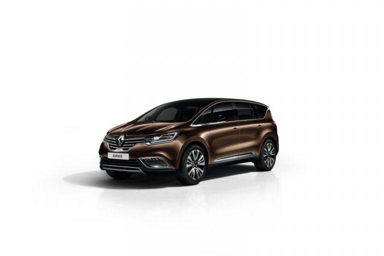 Renault: la nuova Espace e la gamma premium Initiale Paris
