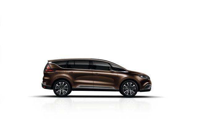Renault la nuova espace e la gamma premium initiale paris for Clio bianco avorio