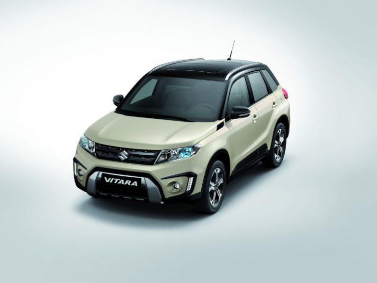 Nuova Suzuki Vitara: tutte le caratteristiche della piccola SUV