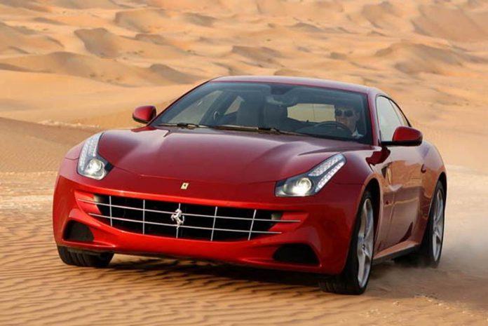 La Ferrari FF