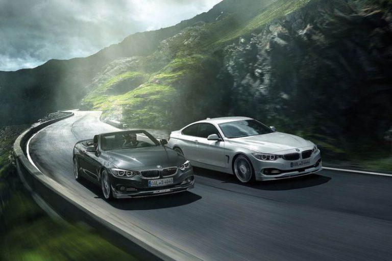 Alpina D4: alter ego in chiave sportiva della nuova BMW Serie 4