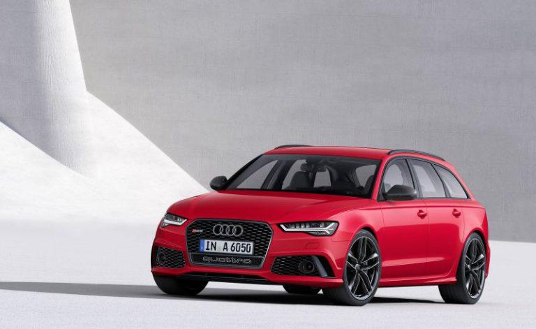 Nuova Audi A6: prezzi e caratteristiche delle declinazioni sportive S6 ed RS6