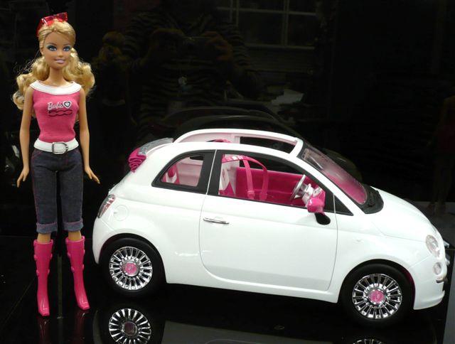 Barbie loves 500