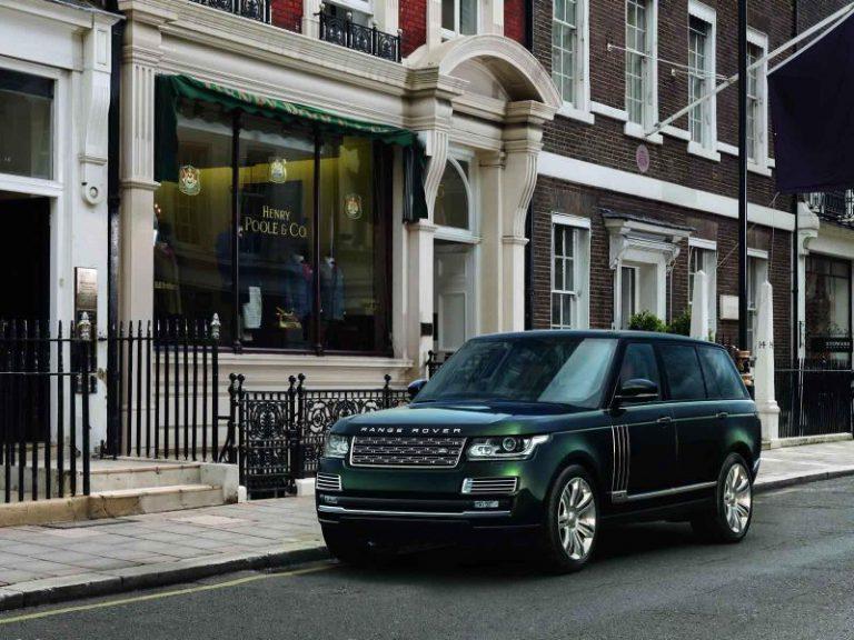 Land Rover: novità nella gamma dei modelli Range Rover Sport e Range Rover