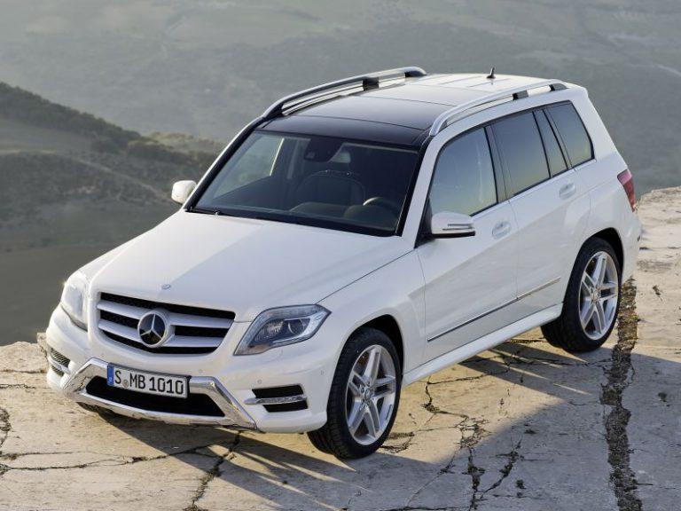 Mercedes GLC: nuova sigla per la seconda generazione della GLK