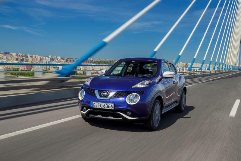 Nissan Juke Eco GPL