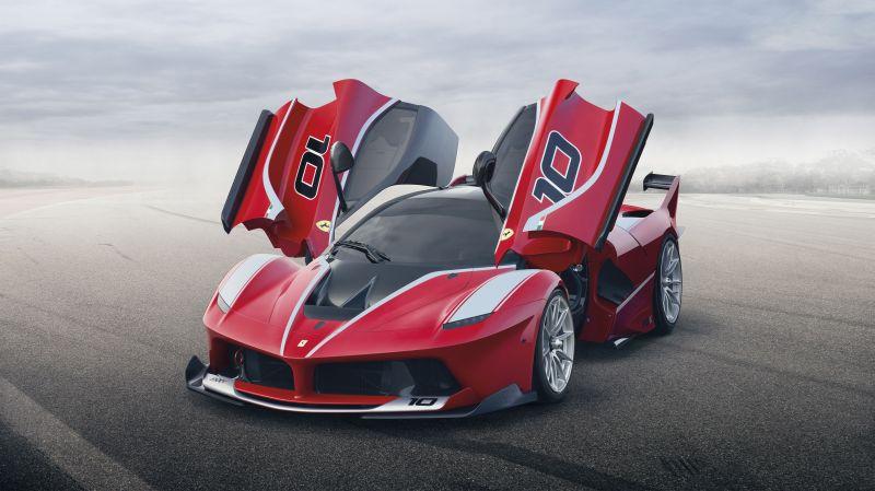 Ferrari FXX K prezzo