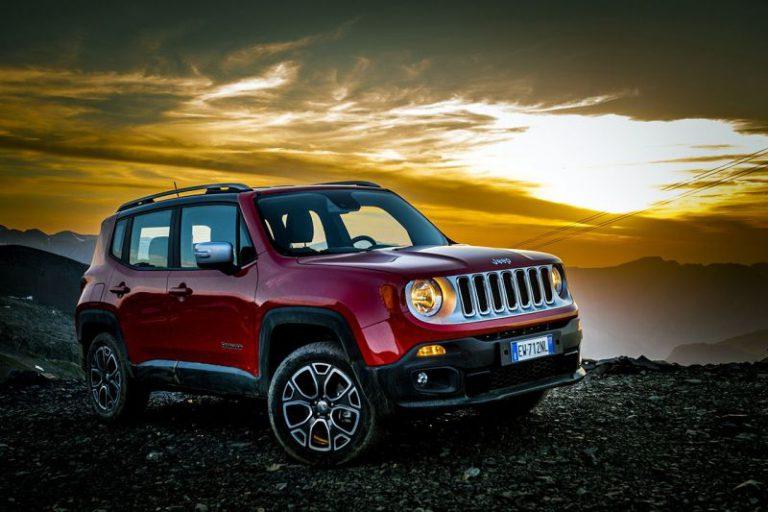 Jeep: le novità di Renegade e Wrangler per il Salone di Ginevra
