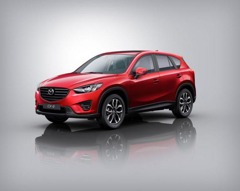 Mazda CX-5 2015: prezzo, caratteristiche e scheda tecnica