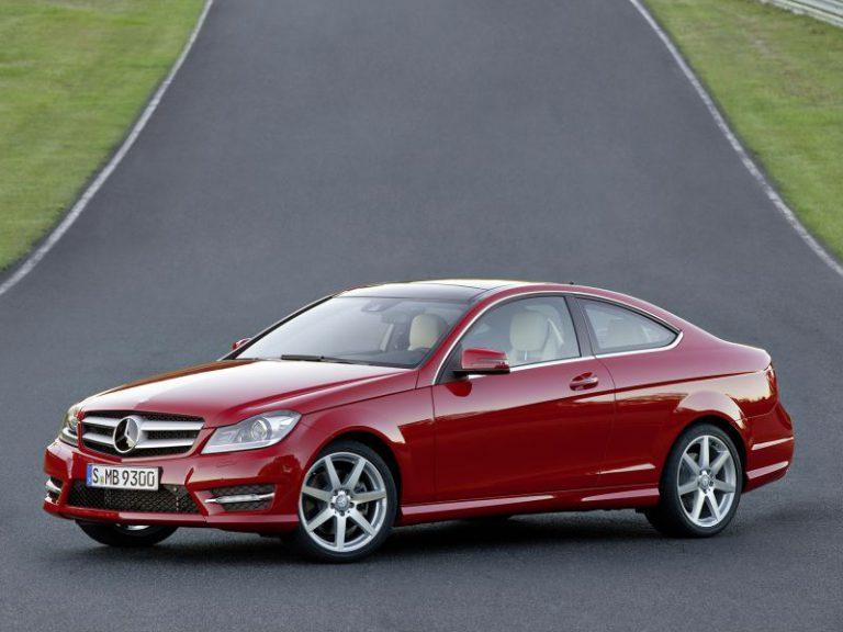 Mercedes: l'anno prossimo la nuova Classe C Coupé