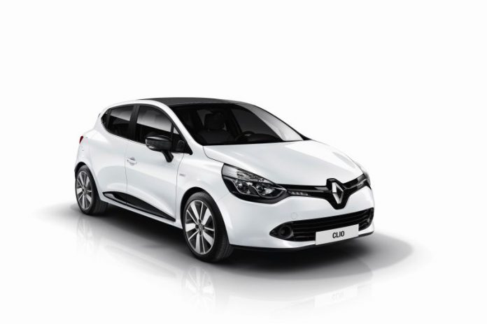 Renault Clio Costume National
