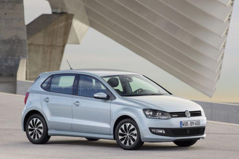 Nuova Volkswagen Polo: motore a benzina per la ecologica BlueMotion
