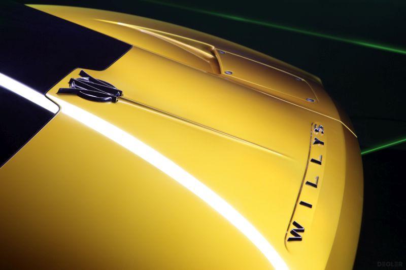 Willys AW 380 Berlineta