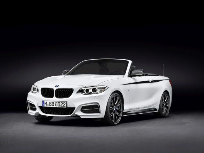 BMW Serie 2 Cabrio M Performance