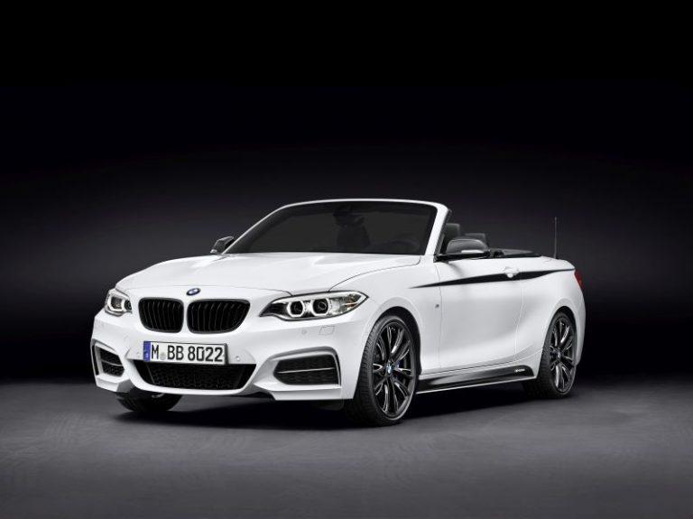 BMW: tutte le novità per il 2015 dei modelli Serie 2, Serie 3, Serie 4 e Serie 5
