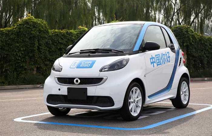 Car Sharing Roma Auto Cinesi