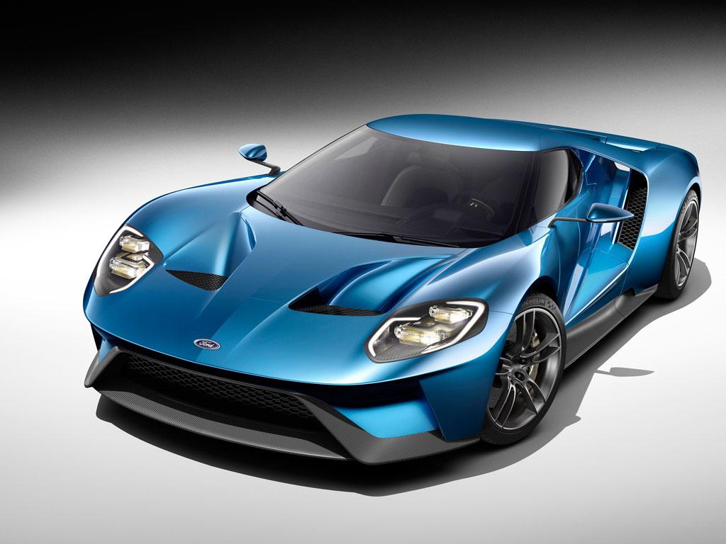 Ford GT prestazioni