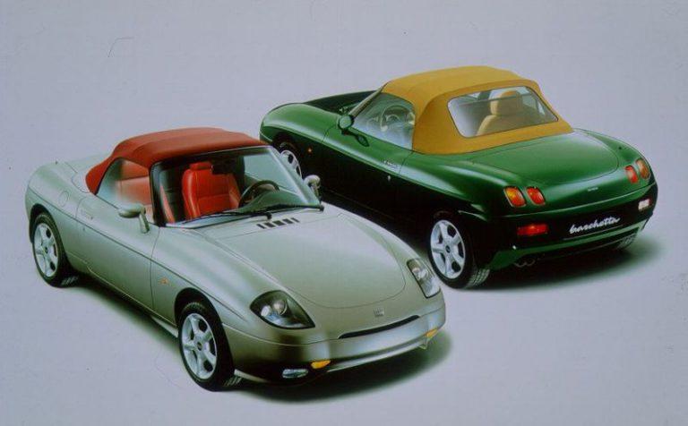 Fiat: la nuova spider sarà disponibile solo nel 2016