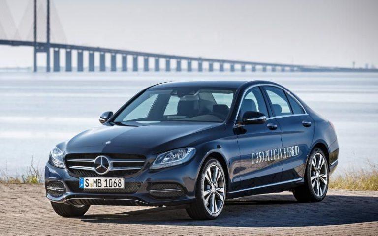 Nuova Mercedes Classe C: le versioni C350 Plug-In Hybrid e C450 AMG Sport