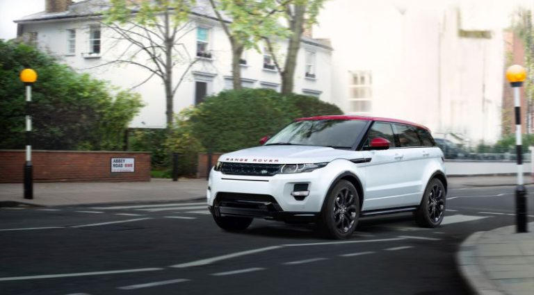 Range Rover Evoque: la nuova versione speciale NW8 Special Edition