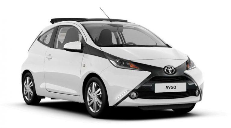 Toyota Aygo 2015: prezzi, dimensioni, consumi e scheda tecnica