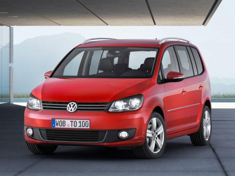 Nuova Volkswagen Touran: in arrivo la seconda generazione