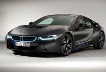 BMW i8 ibrida