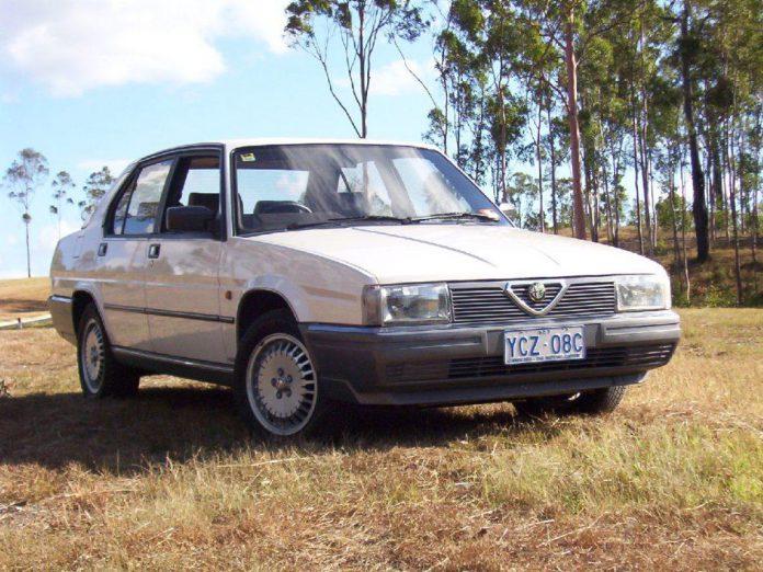 Alfa Romeo 90 usata