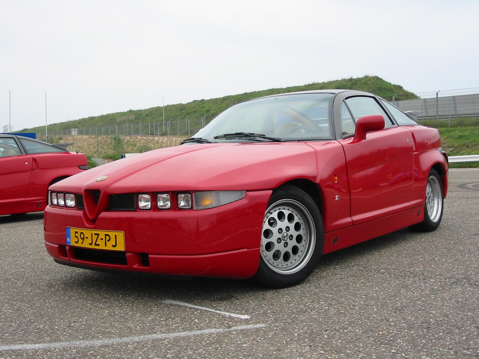 1986 Alfa Romeo Spider Graduate Review