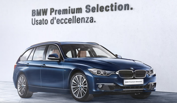 Auto usate BMW Premium Selection