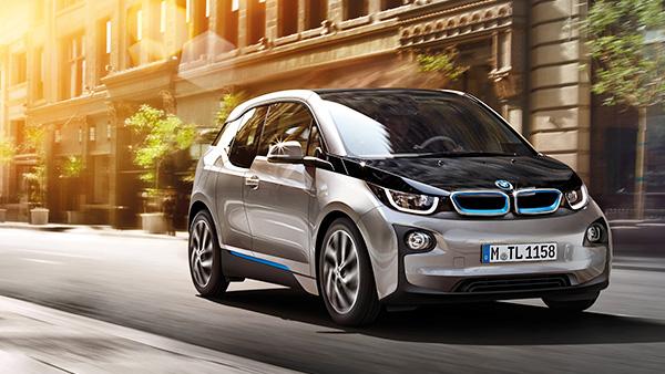 BMW i3 autonomia estesa
