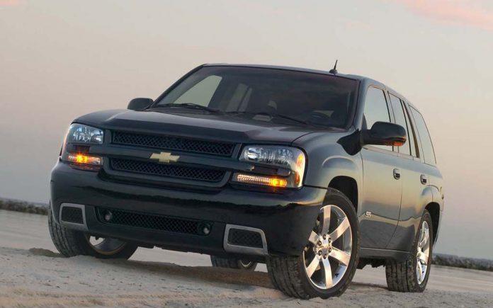Chevrolet Blazer usata