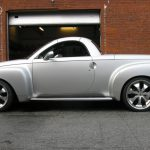 Chevrolet SSR design