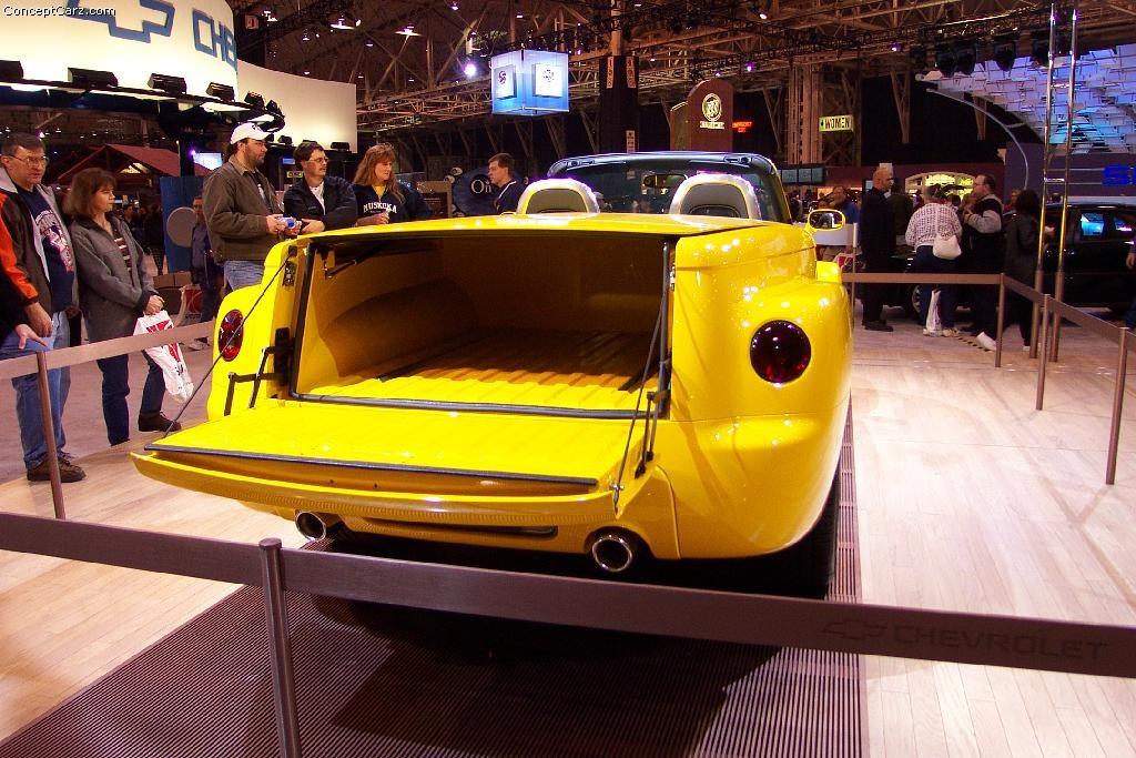 Chevrolet SSR cassone