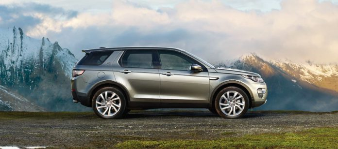 Discovery Sport by land Rover
