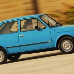 foto Fiat 127 nervatura laterale