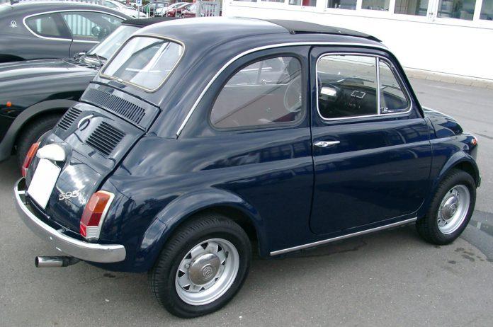 Cinque cose che forse non sai sulla Fiat 500